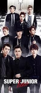 Trax Chart Hero Super Junior Album Wikipedia