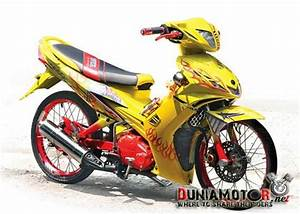 Jupiter Mx Modif Touring