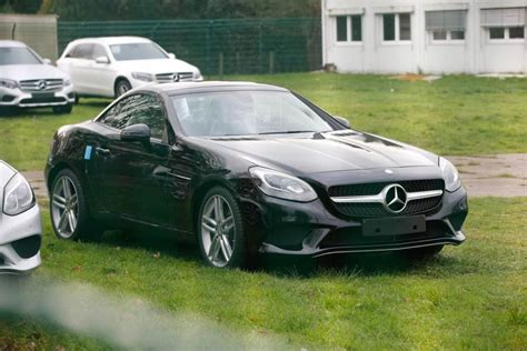 Mercedes Slc Class Picture by 2017 Mercedes Slc Class