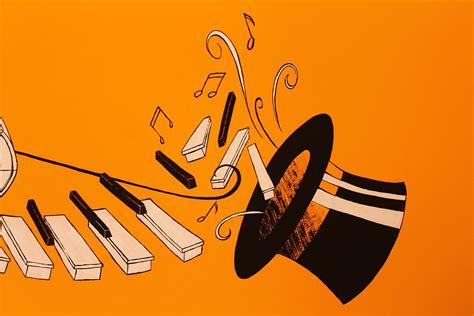 tema musica jazz portfolio sogni  scarabocchi
