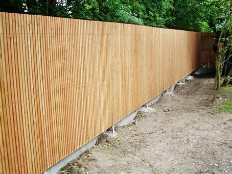 Sichtschutz Garten Douglasie by Zaun Sichtschutz Garten K 246 Nig