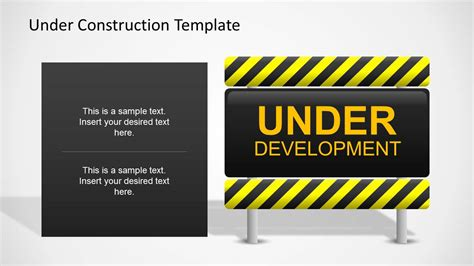 development  design slidemodel