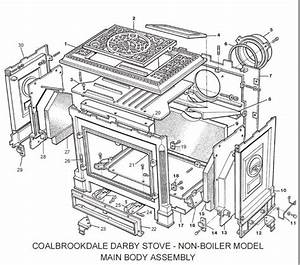 Exploded Diagram For Coalbrookdale Darby