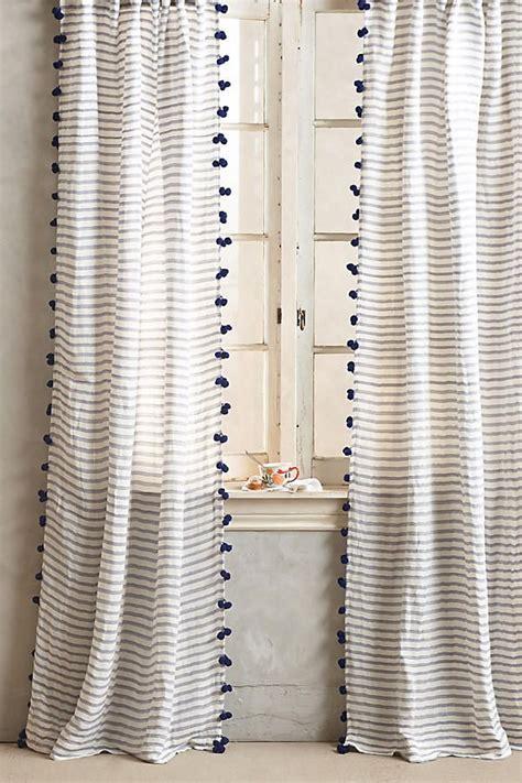 1000 ideas about pom pom curtains on curtains