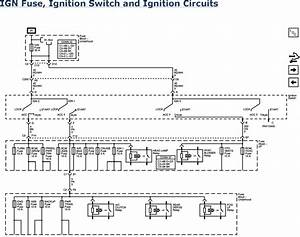 Chevrolet Cobalt Ignition Switch Wiring Diagram