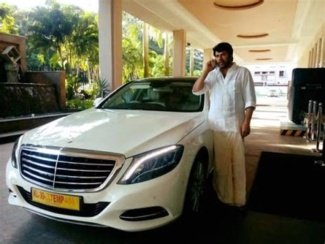 mammootty car collection  youtube