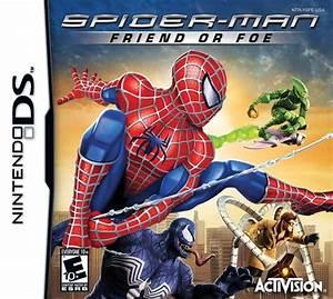 Spider Man Friend Or Foe Nintendo Ds Ign