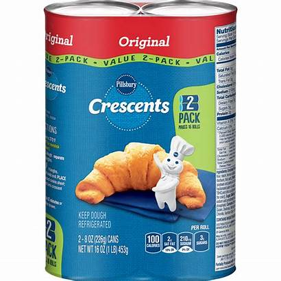 Pillsbury Crescent Rolls Pack Oz Ct Walmart