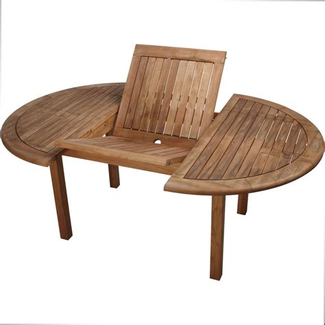 table ronde cuisine alinea table bois table de jardin ronde en bois avec rallonge