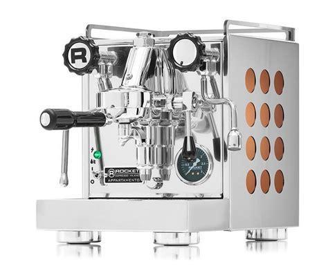 Rocket Espresso Appartamento   Talk Coffee
