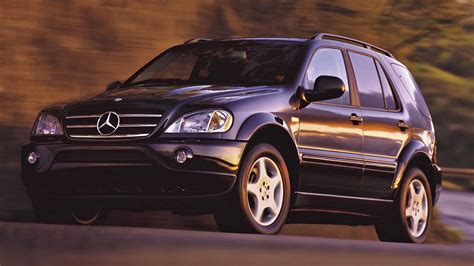 Mercedes Ml55 by The Ridiculously Cheap Mercedes Ml55 Amg Has One Trick Left