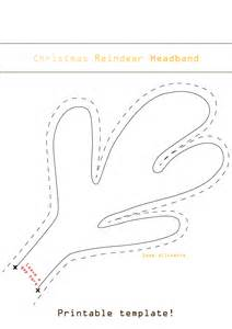 easy diy christmas reindeer headband for your baby
