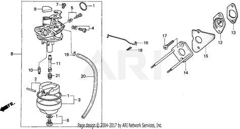 Honda Pdan Lawn Mower Jpn Vin Parts