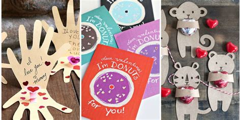 Of course, showing someone how much you love them should be something you do all year round get bonus brownie points this valentine's day with a heartfelt card that you won't be picking up on your way out of the supermarket. 14 Cute DIY Valentine's Day Cards - Homemade Card Ideas ...
