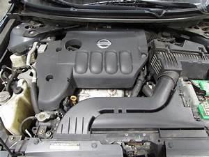 Engine Nissan Altima 2007 07 2008 08 2 5l Qr25de 849842