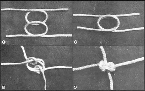 zeppelin knot cool tools