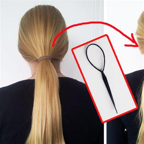 hair loop dieses haar tool ist der hammer cosmopolitan