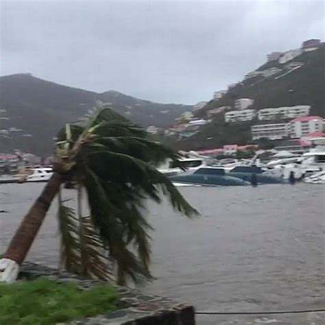 Hurricane Irma Tortola Boats by Important Reason Hurricanes Are Given Human Names And
