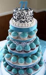 turquoise wedding cakes turquoise cupcakes tower wedding cake jpg hi res 720p hd