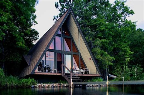 40 Tips For The Perfect Aframe Cabin