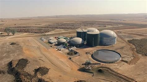 Bmw South Africa Plant by Bmw Plant Rosslyn South Africa Produces Biogas From