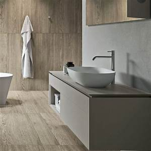 Mobile Bagno Moderno Sospeso Con Lavabo Bianco Opaco