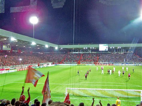 The release of the first der alte single is here! Stadion An der Alten Försterei - Wikipedia
