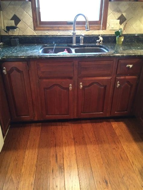wood flooring with cherry cabinets flooring with cherry cabinets