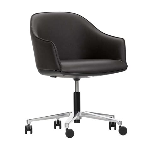 chaise bouroullec vitra softshell chair office chair vitra