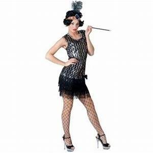 deguisement charleston femme robes sequins and costumes With deguisement robe noire