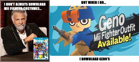 Smash 4 Memes - super smash bros 4 mii fighter meme by ponygamer18 on deviantart