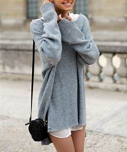 The Oversized Sweater An Autumn Style Staple - Just The Design