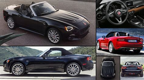 fiat  spider  pictures information specs