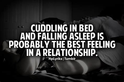 Couples Cuddling In Bed Quotes. Quotesgram