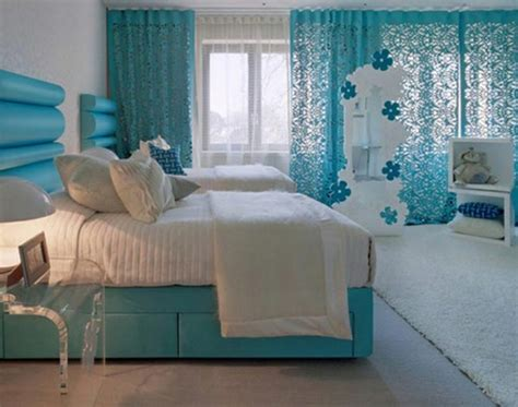 chambre blanche et turquoise chambre turquoise et blanche id es chambre turquoise et
