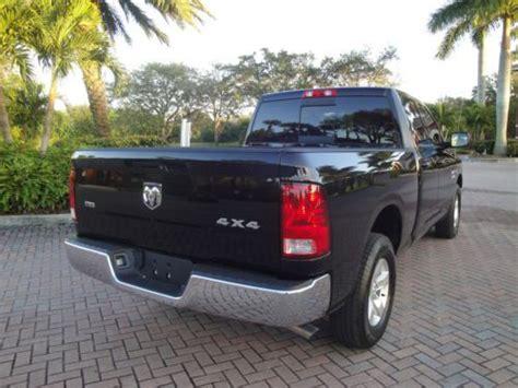 Buy Used 2014 Dodge Ram 1500 Slt 8-speed Quad Cab 4wd