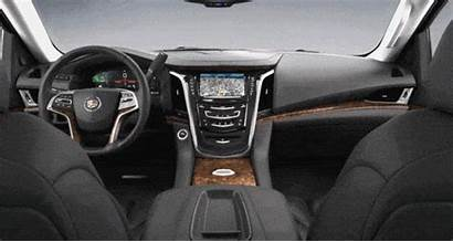 Escalade Esv Interior Leather Trim Interiors Luxury
