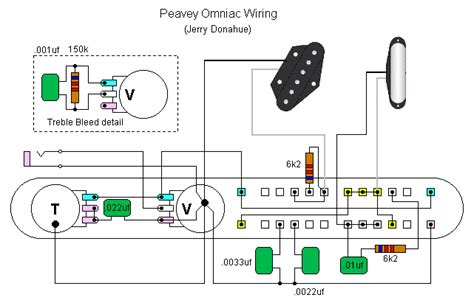 jerry donahue wiring and noiseless telecaster guitar forum