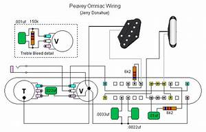 Jerry Donahue Wiring And Noiseless Pickups