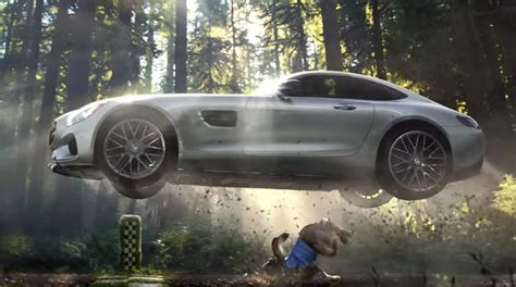 mercedes benz     ad  super bowl xlix video