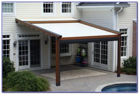 aluminum awnings for decks sail awnings for decks uk patios home decorating ideas