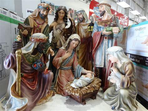 piece nativity set