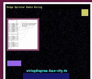 Dodge Sprinter Radio Wiring  Wiring Diagram 174657
