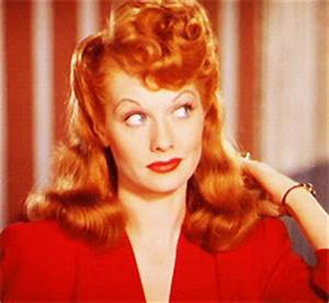 Photoset Gif My Gifs Quote Vintage Lucille Ball Lucy 1943