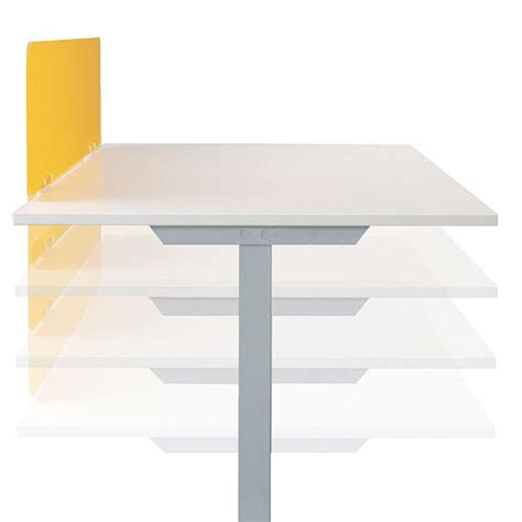 bureau simple bureau réglable en hauteur easy gt caray eshop