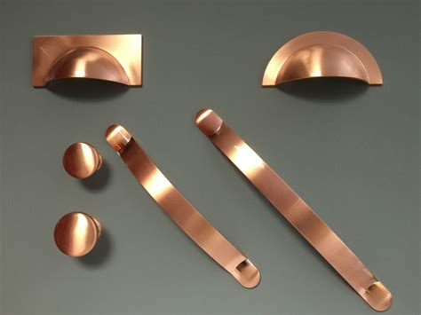 copper kitchen cabinet hardware brushed copper handles cups knobs pulls bows for kitchen