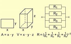 Parallelschaltung Berechnen Beispiel : funktionen von mehreren variablen in mathematik ~ Themetempest.com Abrechnung