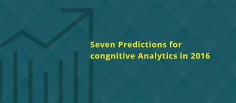 predictions  cognitive analytics   clickssl
