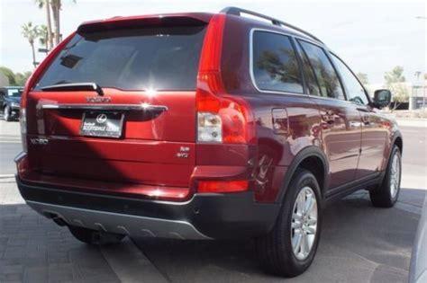 Sell Used 2008 Volvo Xc90 Awd, Clean Carfax, Low Miles