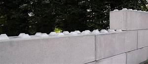 Betonsteine Gartenmauer Preise : zblocks die beton stapelbl cke von zuber zblocks stapelbl cke by zuber ~ Frokenaadalensverden.com Haus und Dekorationen